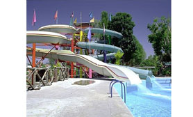 Hidalgo Water Park Corridor