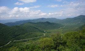 Sierra de la Huasteca Corridor